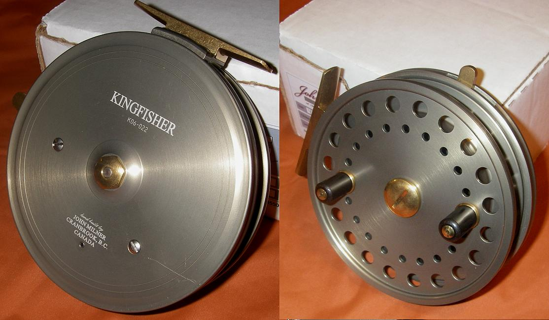 the centerpin reel defined